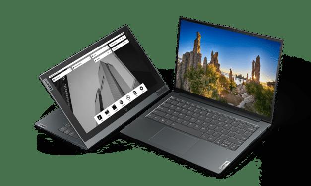 Lenovo ThinkBook Plus G2 ITG, Ultrabook double écran tactile WQXGA Tablette aluminium fin et léger 11h avec Tiger Lake Iris Xe TB4