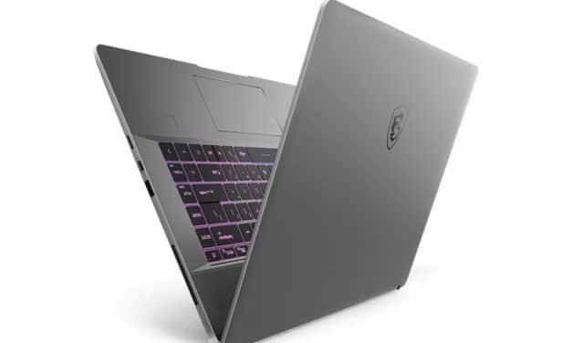 """MSI Creator Z16, Ultrabook gamer créateur 16"""" QHD+ 120Hz DCI-P3 avec RTX 3060 et Tiger Lake-H, concurrent sérieux pour l'Apple MacBook Pro?"""