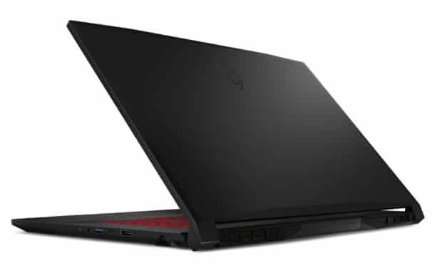 """MSI GF76 11UC-061FR Katana, PC portable 17"""" 144Hz multimédia pour jouer et créer avec RTX 3050 et Octo Core (1399€)"""