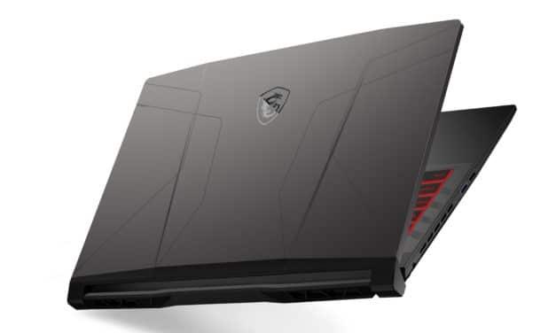 """MSI GL76 11UEK-008FR Pulse, PC portable 17"""" 144Hz pour jouer et créer avec RTX 3060 et Tiger Lake-H (1799€)"""