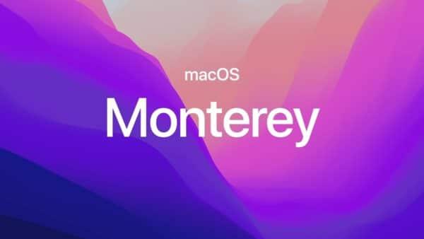 WWDC 2021 Apple macOS Monterey