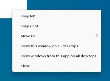 Windows 10 Sun Valley Windows 11 fenetres coins arrondis