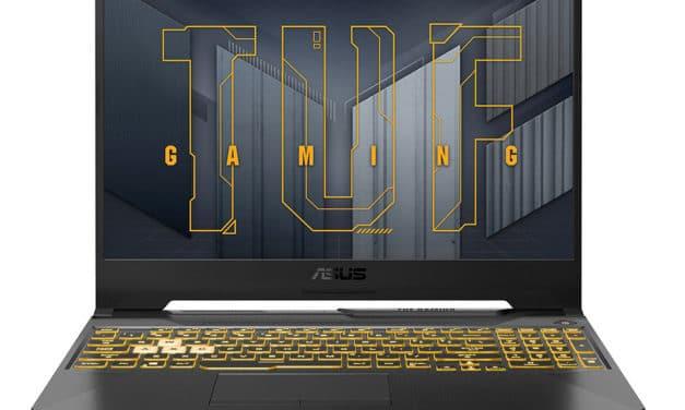"<span class=""promo"">Promo 1099€</span> Asus TUF F15 TUF506HE-HN006T, PC portable gamer 15 pouces jeu et polyvalence avec RTX 3050 Ti"
