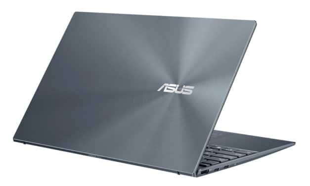 Asus ZenBook UM425QA-KI018T, ultrabook puissant et élégant 14 pouces élégant avec Octo Core-H (1279€)
