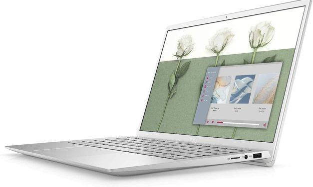 """<span class=""""promo"""">Promo 849€</span> Dell Inspiron 13 5301, ultrabook 13 pouces élégant et rapide pour le multimédia avec MX350"""