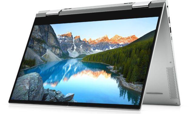 Dell Inspiron 15 7506 2-en-1, ultrabook 15 pouces convertible tablette endurant (799€)