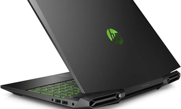 HP Pavilion Gaming 15-dk1003sf, PC portable 15 pouces jeu et polyvalence pas cher (799€)
