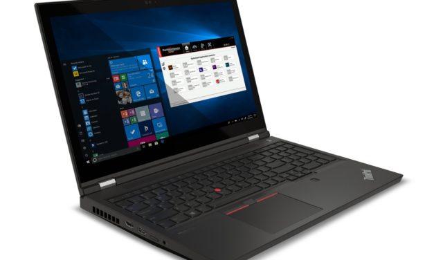 "Lenovo ThinkPad P15 et P17 Gen 2, PC portables 15"" et 17"" Pro puissants 4G RTX 5000 Tiger Lake Octo Core i9/Xeon 4K OLED Windows/Linux"