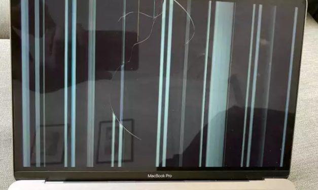 """<span class=""""tagtitre"""">Apple MacBook M1 - </span>écrans qui se fissurent sous les modèles à processeur Apple Silicon"""