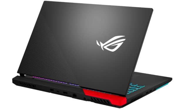 """Asus ROG Strix G17 G713QY-K4003T, PC portable 17""""s QHD 165Hz DCI-P3 gamer créateur puissant Radeon RX 6800M AMD Ryzen 9 (1869€)"""