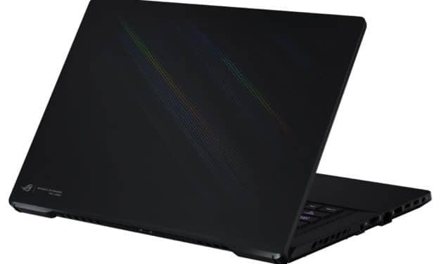 """Asus ROG Zephyrus M16 GU603HM-K8018T, PC portable 16"""" WQXGA 165Hz gamer créateur léger i9 RTX 3060 (1799€)"""