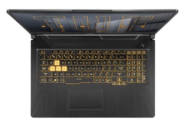 Asus TUF Gaming F17 TUF766HM-HX007T