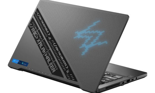 "Asus Zephyrus G14 Alan Walker GA401QEC-064T, PC portable 14"" 120Hz Pantone WQHD RTX 3050 Ti Ryzen 9 multimédia (1999€)"
