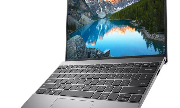 Dell Inspiron 13 5310, ultrabook 13 pouces élégant et puissant avec écran QHD+ et Core i7-H (949€)