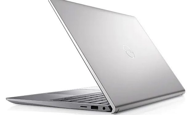 Dell Inspiron 14 5410, ultrabook 14 pouces polyvalent et rapide avec Core i7-H et MX450 (1199€)
