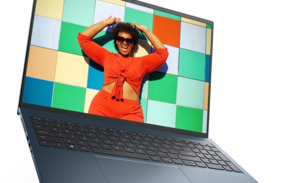 """<span class=""""promo-best"""">Promo 1649€</span> Dell Inspiron 16 Plus 7610, ultrabook 16 pouces bleu élégant et polyvalent avec RTX 3060"""