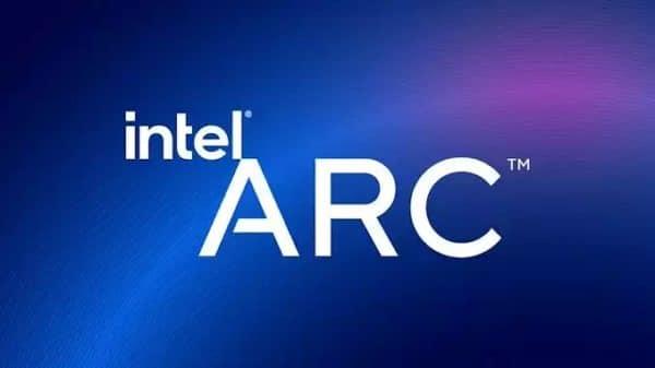 Intel Arc marque cartes graphiques