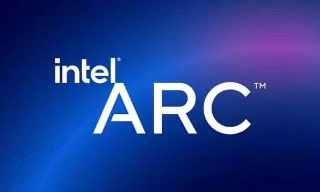 """<span class=""""tagtitre"""">Intel Arc - </span>nouvelle marque de cartes graphiques gaming Xe-HPG prévues pour début 2022 avec la 1ère génération Alchemist"""