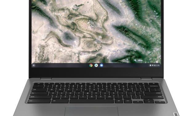 """Lenovo 14e Gen3 et 14w Gen2, PC portables 14"""" bureautique d'entrée de gamme pour le système éducatif, sous Windows et Chrome OS"""