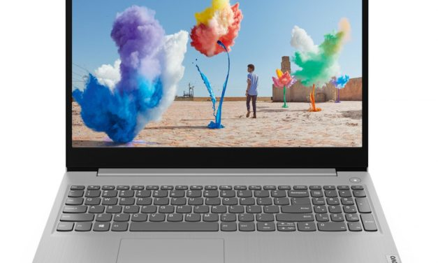 "Lenovo IdeaPad 3 15IML05 (81WB0126FR), Ultrabook 15"" Intel pas cher rapide léger et fin (549€)"