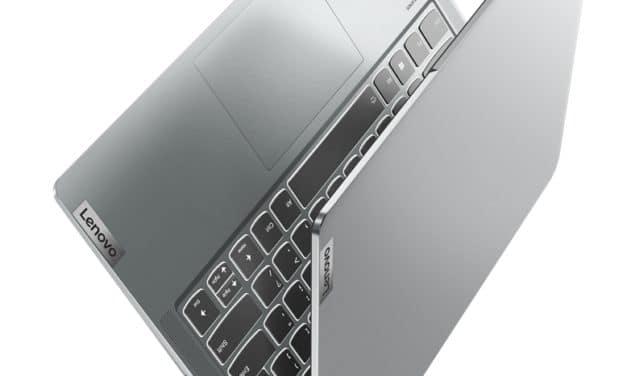 """Lenovo IdeaPad 5 Pro 14ACN6, nouveau PC portable 14"""" 2.8K 90Hz AMD Cezanne Ryzen argent élégant polyvalent NVIDIA GeForce nomade 10 heures"""