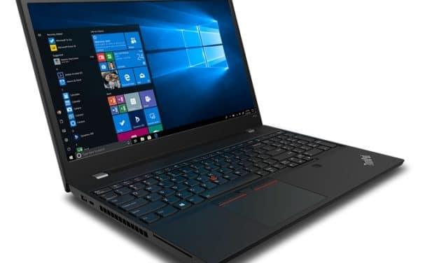 "Lenovo ThinkPad P15v Gen 2, PC portable 15"" 4K Adobe RGB Pantone Pro noir Tiger Lake-H NVIDIA Quadro 7h30 4G TB4"