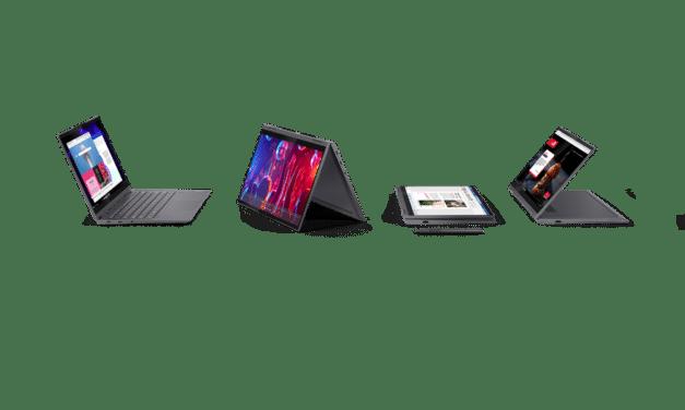 "Lenovo Yoga 7 14ACN6, PC portable 14"" 2-en-1 tactile polyvalent convertible en Tablette aluminium nomade 20h avec AMD Cezanne"