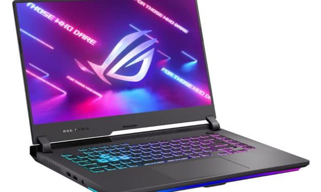"""<span class=""""promo-best"""">Promo 949€</span> Asus ROG Strix G15 G513IH-HN026T, PC portable 15"""" 144Hz multimédia pour jouer et créer SSD 1 To Ryzen 7 GTX 1650"""