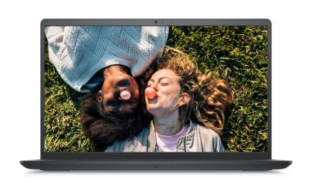 """Dell Inspiron 15 3511, Ultrabook 15"""" noir pas cher polyvalent léger fin et rapide avec Tiger Lake (499€)"""