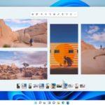 """<span class=""""tagtitre"""">Windows 11 - </span>l'application Photos largement remaniée tant en termes de design que de fonctionnalités"""