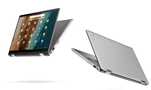 """<span class=""""tagtitre"""">Next@Acer - </span>Acer présente quatre nouveaux Chromebook pour tous les budgets"""