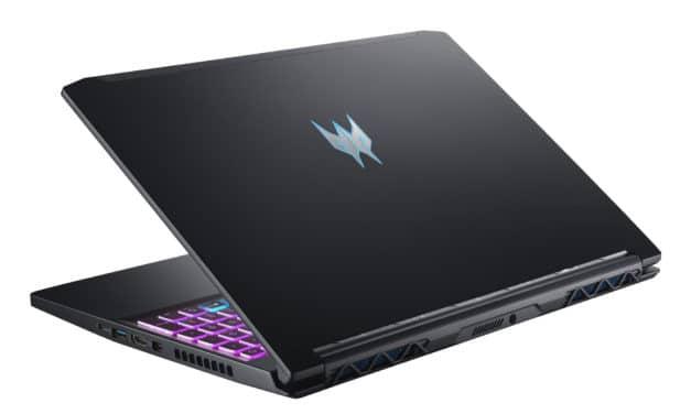 "Acer Predator Triton 300 PT315-53-7692, Ultrabook 15"" QHD 360Hz sRGB gamer créateur puissant RTX 3080 Octo Core Tiger Lake 7h (2269€)"
