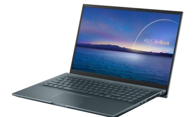 "<span class=""promo"">Promo 1499€</span> Asus ZenBook 15 UX535LI-E2261T, Ultrabook 15"" 4K sRGB multimédia Octo Core performant GTX 1650 Ti léger 1.2 To nomade 10h"