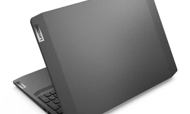 """<span class=""""nouveau"""">Nouveau 999€</span> Lenovo IdeaPad Gaming 3 15ACH6 (82K200S7FR), PC portable 15"""" créateur gamer RTX 3050 AMD Windows 11"""