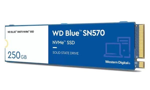 Western Digital WD Blue SN570 SSD M.2 NVMe