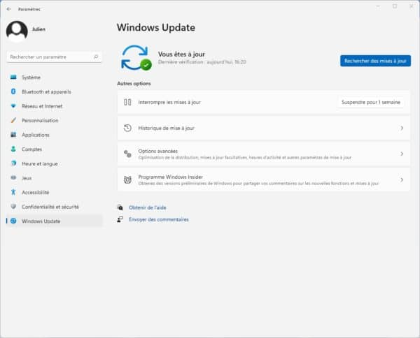 Windows 11 Top 5 nouveaute DRR