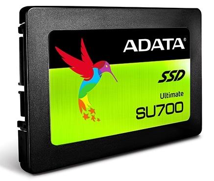 ADATA SU700, un nouveau SSD 2.5 pouces à mémoire 3D