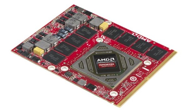 AMD FirePro Mobile W7170M