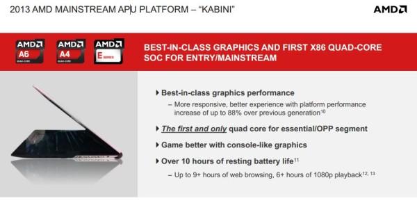 AMD Kabini 1