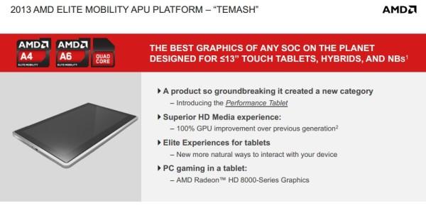 AMD Temash 1