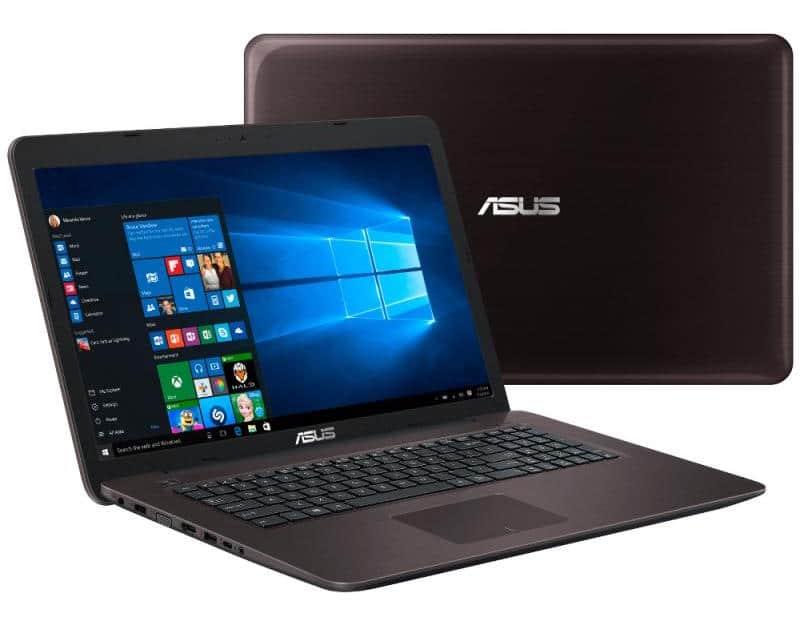 Asus X756UV-TY087T, PC portable 17 pouces bureautique Core i5 920MX à 599€