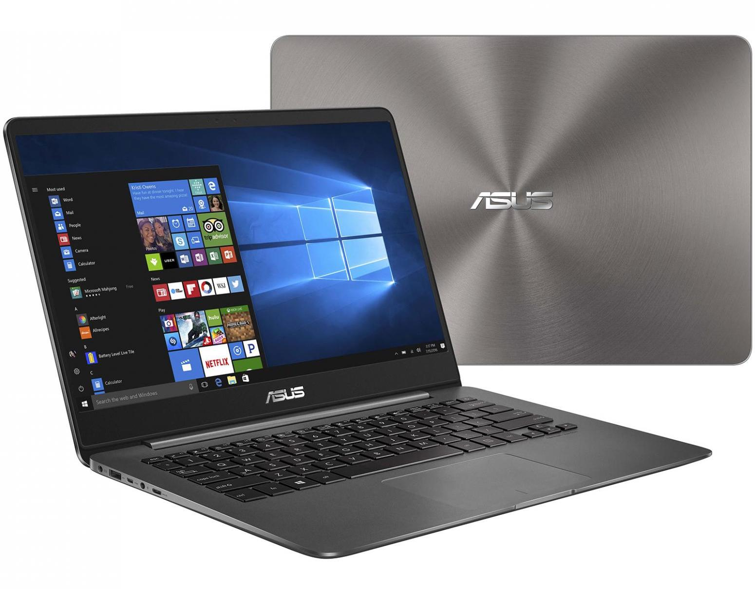 Asus Zenbook UX430UA-GV046R, ultrabook 14 pouces fin Pro i5 Kaby SSD à 899€