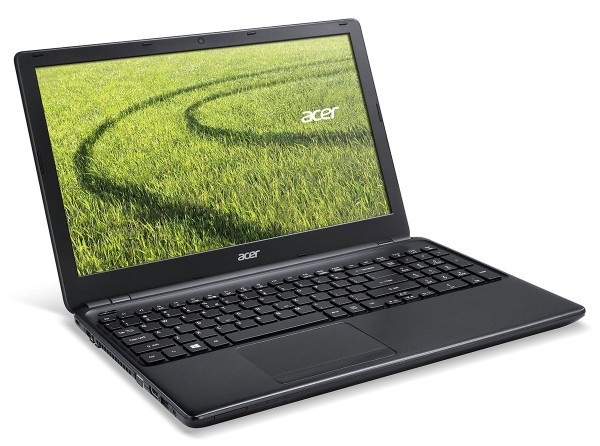 """Acer Aspire E1-522-45006G1Tmnkk, 15.6"""" à 399€ avec APU Kabini Quad Core A4, 6 Go, 1000 Go"""