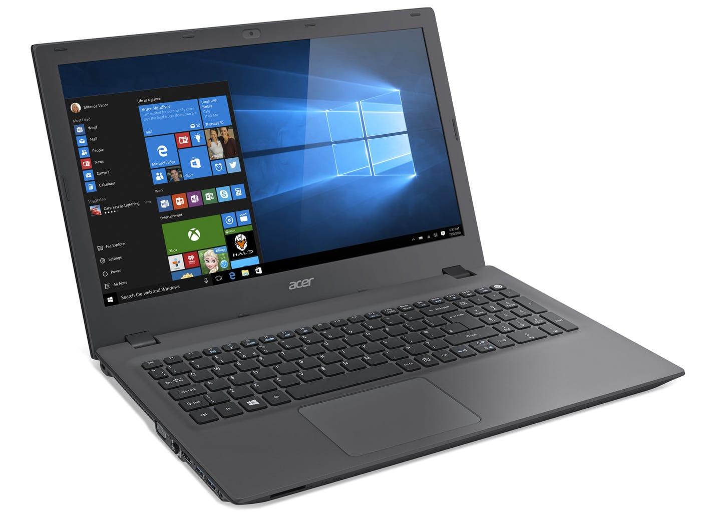 Acer Aspire E5-573G-58YD, PC portable 15 pouces bureautique 920M à 499€