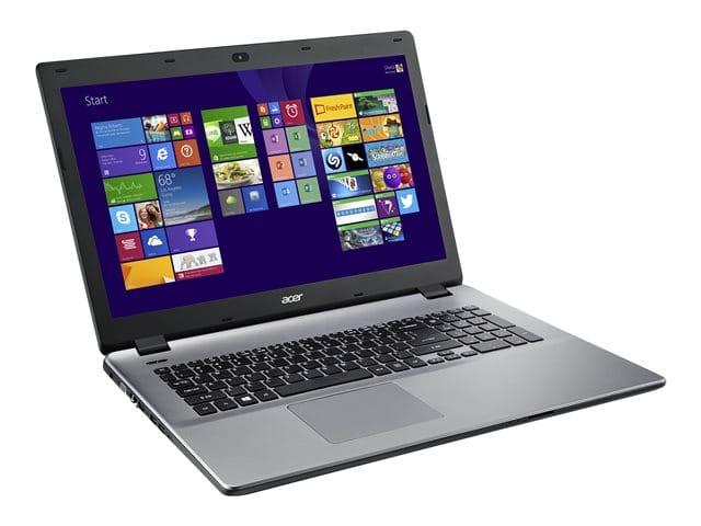 """<span class=""""toptagtitre""""><del>Soldes 479€ ! </span>Acer Aspire E5-771G-507K à 549€, PC portable 17 pouces Core i5</del>"""