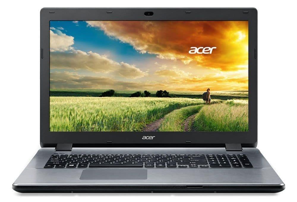 Acer Aspire E5-771G-57QN à 549€, PC portable 17 pouces Core i5 GeForce 840M