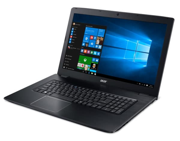 acer aspire e5 774 31aw 649 pc portable 17 pouces full hd ssd core i3 laptopspirit. Black Bedroom Furniture Sets. Home Design Ideas
