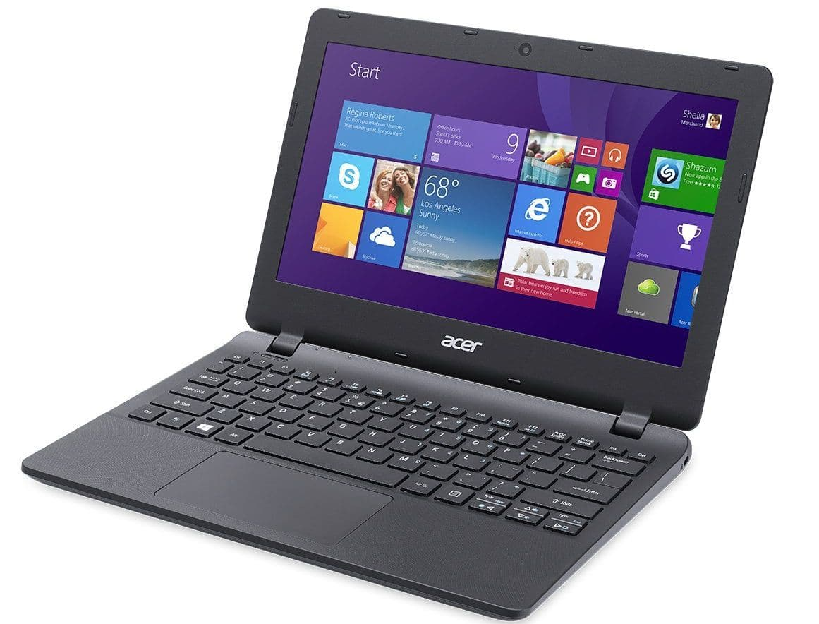 """<span class=""""toptagtitre""""><del>Soldes 149€ ! </span>Acer Aspire ES1-111M-C7DA à 193€, ultraportable 11.6 pouces mat</del>"""