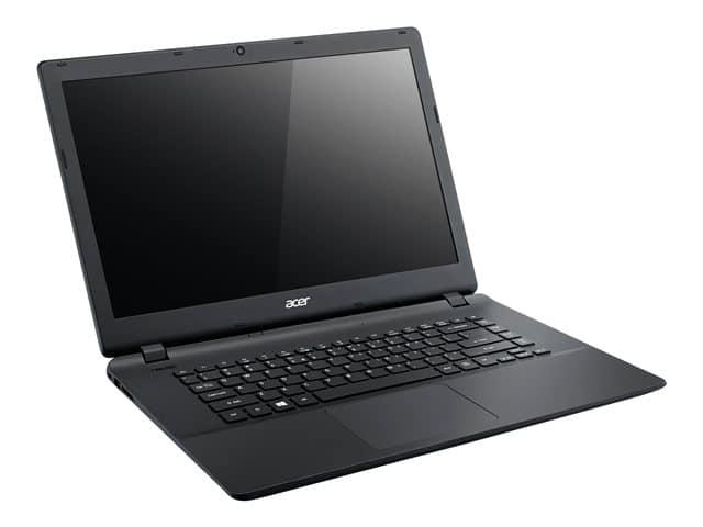 """<span class=""""toptagtitre"""">Promo 224€ ! </span>Acer Aspire ES1-511-C33Q, 15.6"""" avec Celeron Dual Core Bay Trail et disque dur de 500 Go à 249€"""