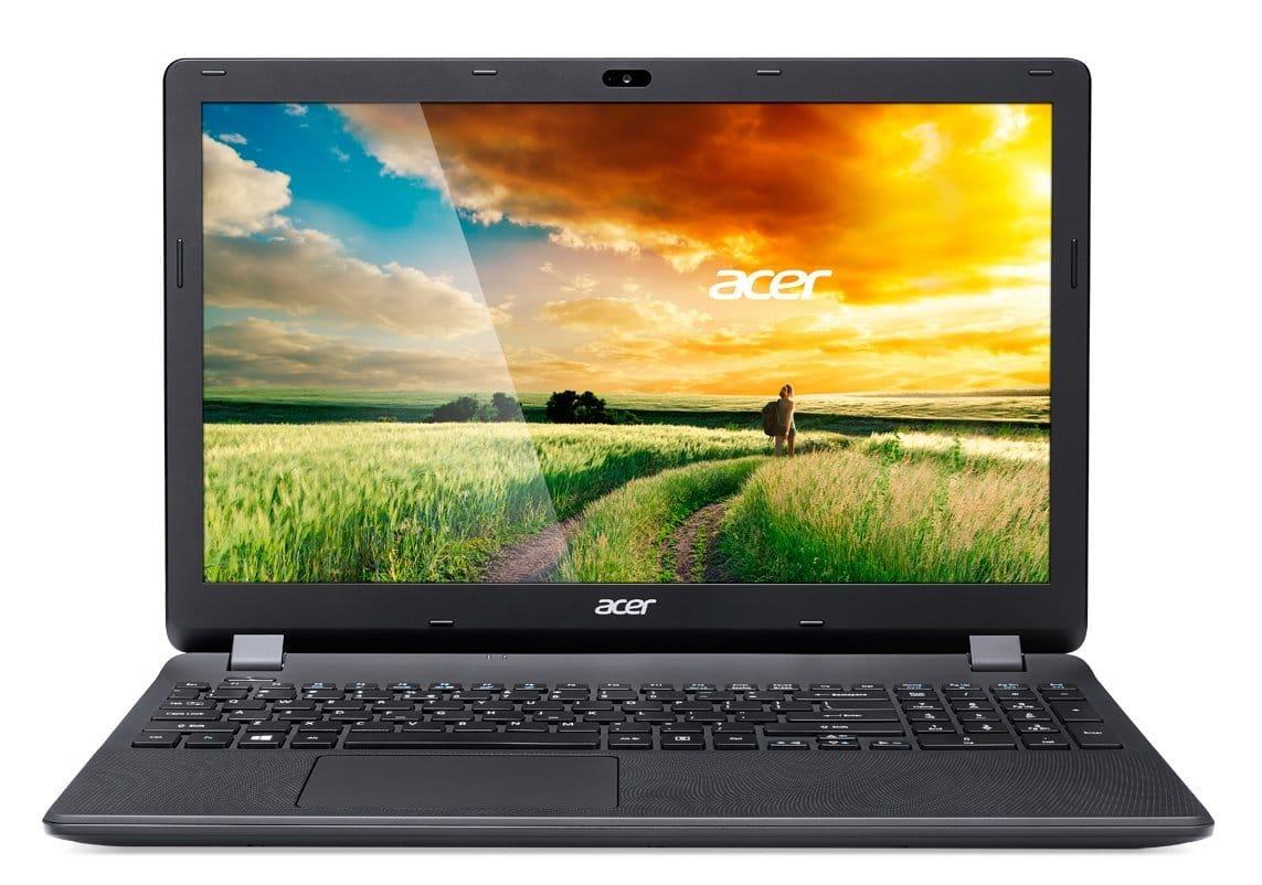 Acer Aspire ES1-512-C8HX vente flash 279€, PC portable 15 pouces bureautique